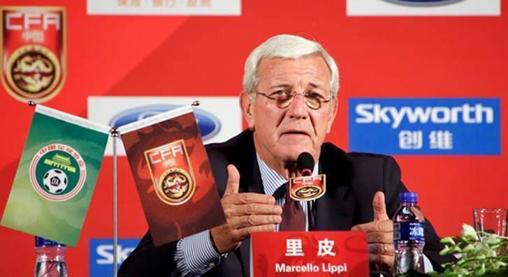 里皮宣布正式告别国足 一席话戳中国足球最痛点